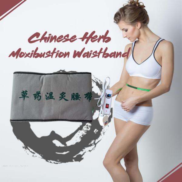 Chinese Herb Moxibustion Waistband