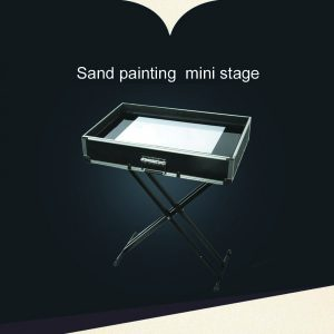 Sand Painting Stage Box