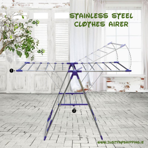 Stainless Steel Clothes Airer