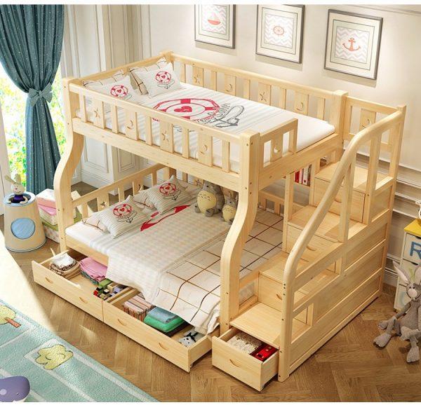 ladder cabinet bunkbed