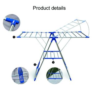 Alloy Clothes Airer