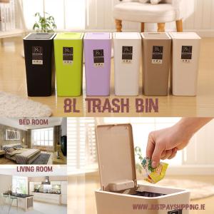 8L Trash Bin