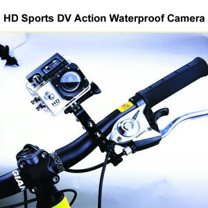 HD Sports DV Action Waterproof Camera + 64GB SD Card