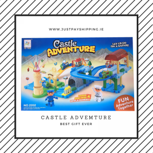 Castle Adventure Educational Toys