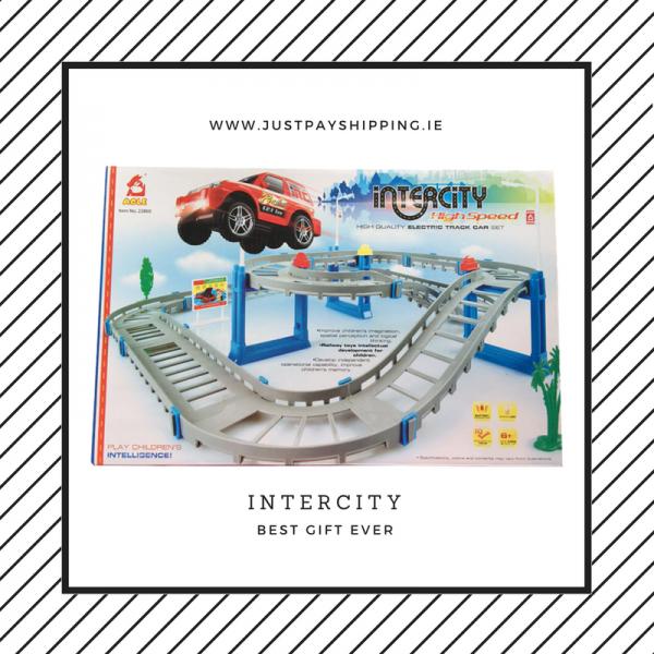 Intercity toy