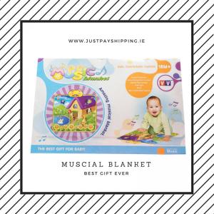 Baby Music Blanket