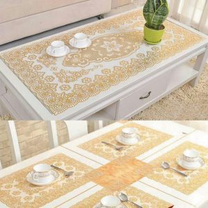 5 Set Doily Table Cloth