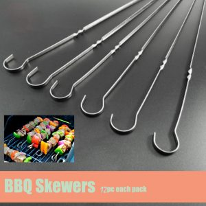 BBQ Skewers 12 Pieces