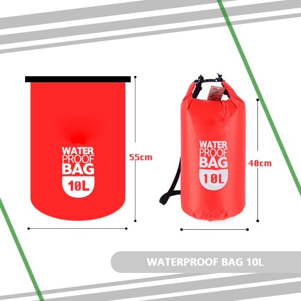 10L waterproof bag