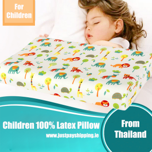 Children 100% Latex Pillow
