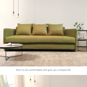 Three-Seat Sofa Bed