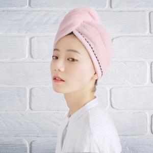 Hair Dry Towel Cap