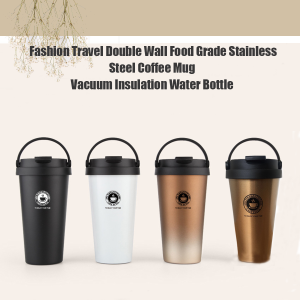 Stainless Steel Vacuum Insulated Coffee Mug