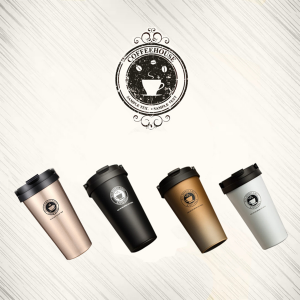 Stainless Steel Vacuum Insulated Coffee Mug