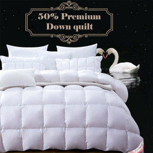 Cottex 50% Premium Down Duvet