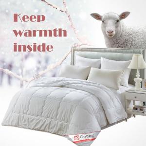 Cottex Austrlia Collection 100% Pure Wool Quilt