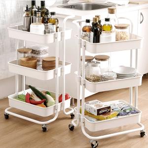 3 tiers storage cart