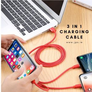 3 in 1 Charging Cable