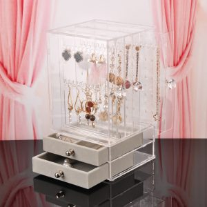 Acrylic Jewerly Organizer, Jewerly box