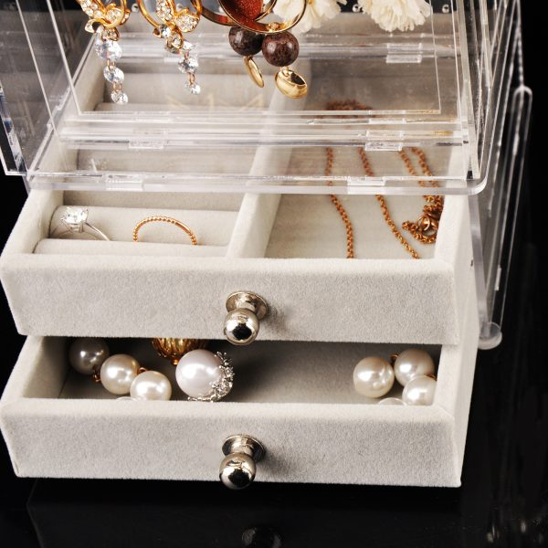 Acrylic Jewerly Organizer