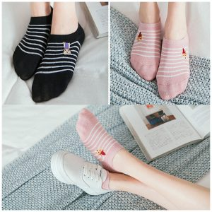 Cute Low Cut Women Socks