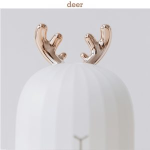 Deer Humidifier Night Lamp