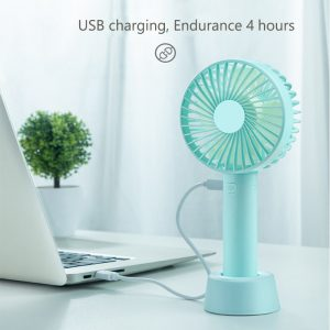 Handheld USB Battery Fan