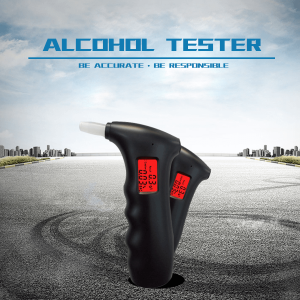 Portable Alcohol Breathalyzer