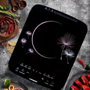 Induction Cooker with Free Pot Tiross