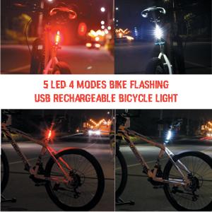 Flashing Bike Light