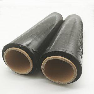 Black Pallet Stretch Shrink Wrap