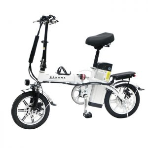 Electric Folding Bike Bang Ma E-Bike