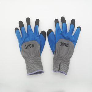 Coated Working Gloves Latex & PU