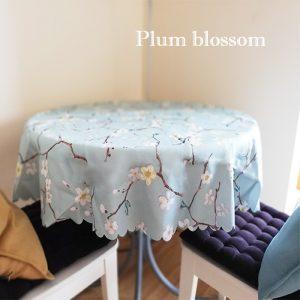 Large Wipe Clean PVC Waterproof Table Cloth