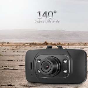140° Wide Angle Car Driving Recorder Camera With 16G SD card