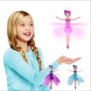 Magic Flying Fairy Toy Flutterbye Dolls
