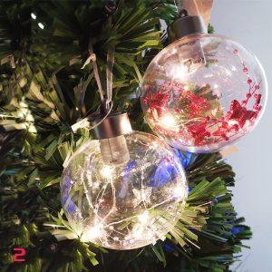LED Christmas Bauble Tree Decoration