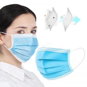 3 Ply High Quality Daily Protection Masks 50pc *Daily Protection, NOT for Hospital Use