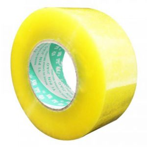 200 meter clear packing tape