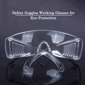 Safety Goggles Working Glasses for Eye-Protection