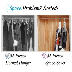 8 in 1 Space Saving Clothes Hanger