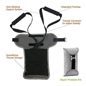 Pocket TRX Move Trainer Suspension Resistance Belts Exercise Bands At Home