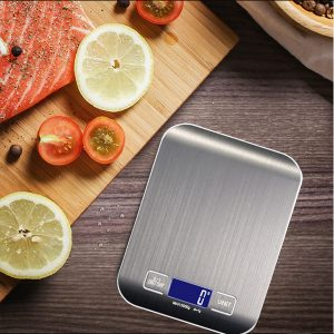 1g-5kg USB Rechargeable Portable Electronic Digital Scale
