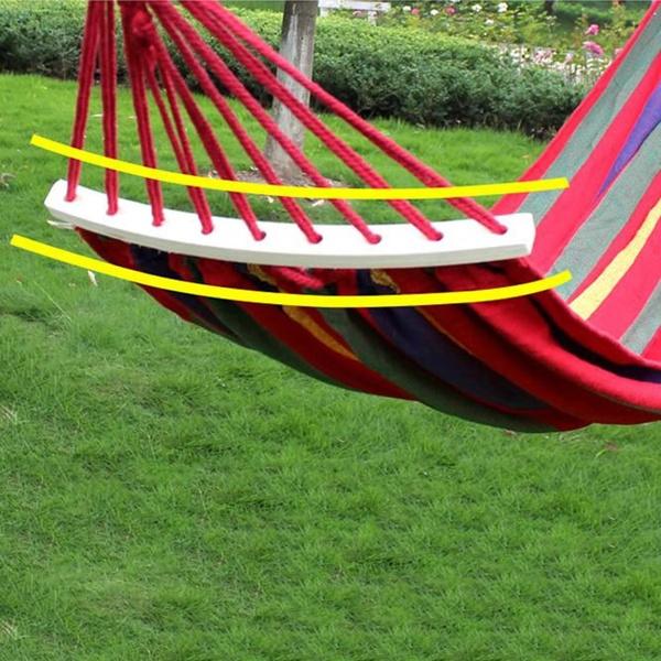 Single hammock vs double hammock