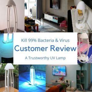 Disinfection UV Ozone Light for Indoor Sanitation, UVC Lamp