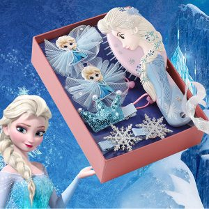Frozen Princess Elsa Hair Accessory Set