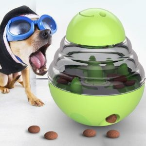Pet Feeding Tumbler Toy