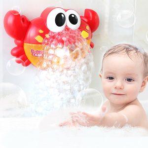 Bubble Crab Baby Bath Bubble Toy
