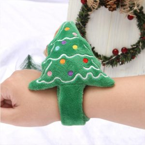 Christmas Cute Patted Bracelets Cuff Wristband