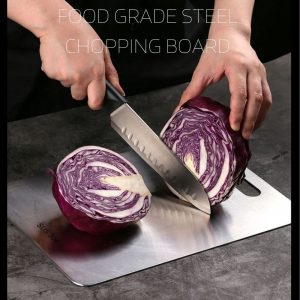 Stainless Steel Chopping Board Small/Large